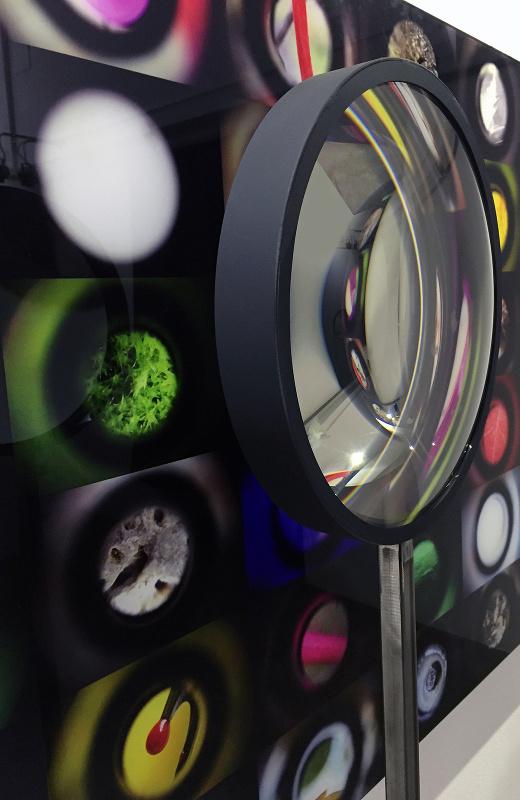 Investigating Matter - Detail 2 - Stefano Russo