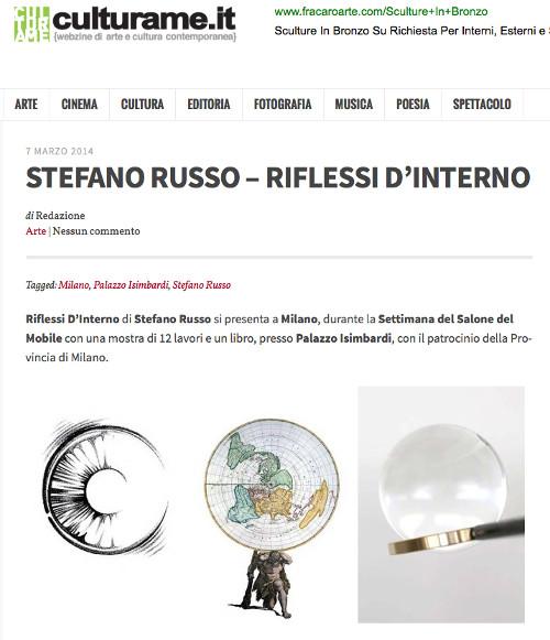 culturame - Stefano Russo