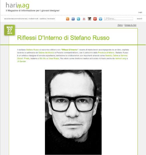 hari-mag - Stefano Russo
