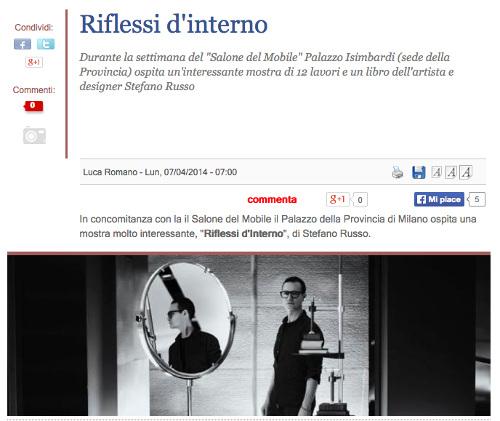 il-giornale-2 - Stefano Russo