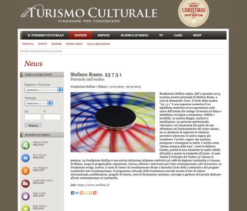 il-turismo-culturale - Stefano Russo