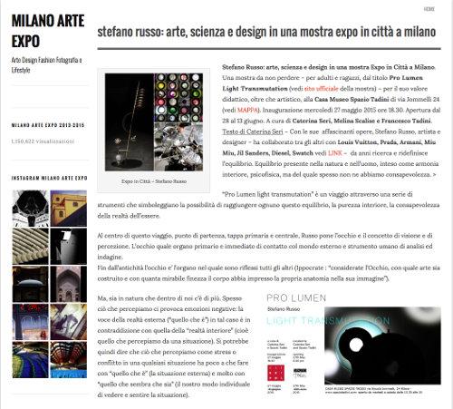 milano-artexpo - Stefano Russo