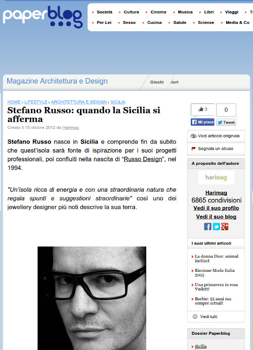 paper-blog - Stefano Russo
